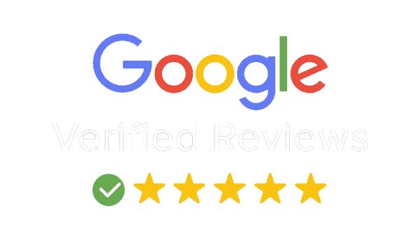 Google verified reviews logo