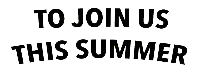 Join us this summer