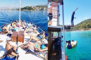 Sailing tours for families in Croatia