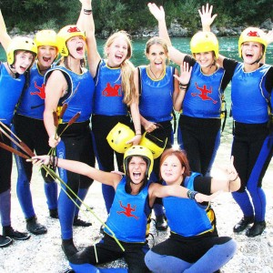 Active holidays suitable for teenagers