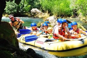 Home of the teenager adventure week in Croatia