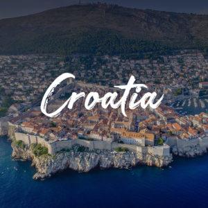 Croatia welcome
