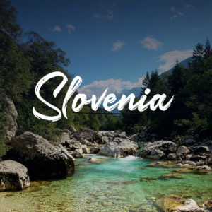 Slovenia welcome