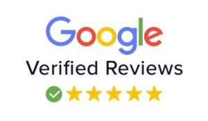Google verified reviews logo