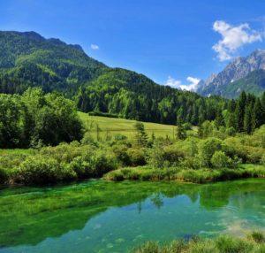 family activity holidays in Slovenia