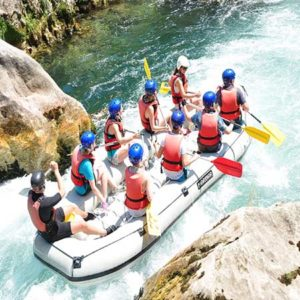 2 week adventure holidays for families in Croatia