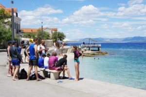 water sports adventure weeks for families in Europe