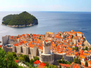 South Croatia islands and Dubrovnik active holiday