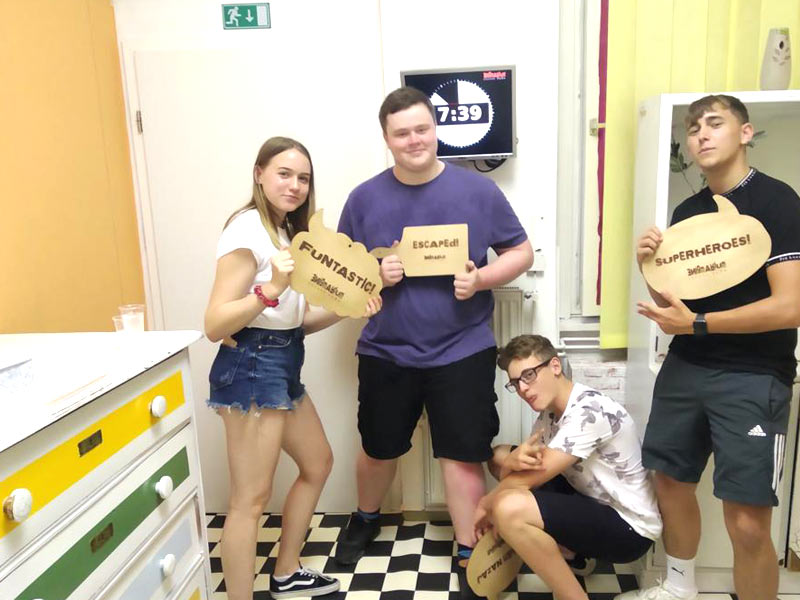 Escape rooms for family adventures in Europe