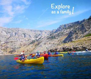 sea kayaking tours Dubrovnik