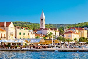 Family active holiday close to Split in Croatia