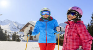 February skiing holiday for families in Slovenia