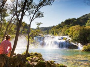 Krka National Park, family active holidays