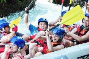 Rafting adventures for families in Europe