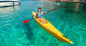 single parent activity holiday with teenagers