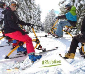 ski bikes Slovenia tours