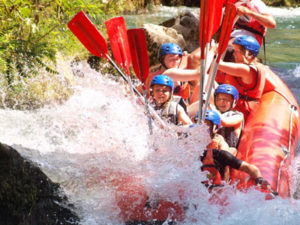 Slovenia teenager activity holidays for families