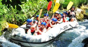 2 week family activity holiday in Croatia