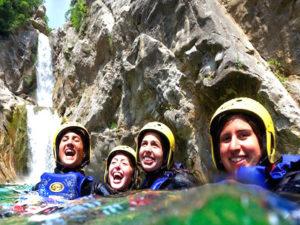 2 week multi family active holiday in Croatia
