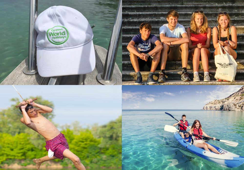 Bringing families together, for amazing green active holidays