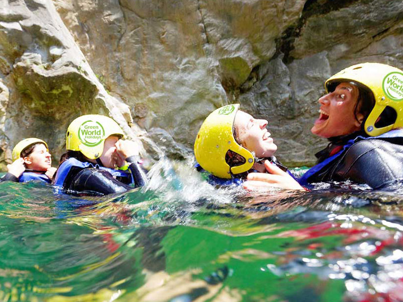 family adventures in Slovenia and Croatia created by an award winning active travel company.
