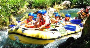 Croatia family activity holiday near to Split
