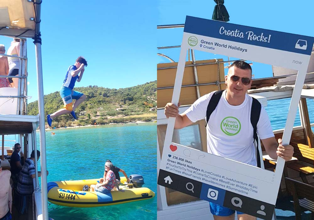 family adventure holidays and fitness
