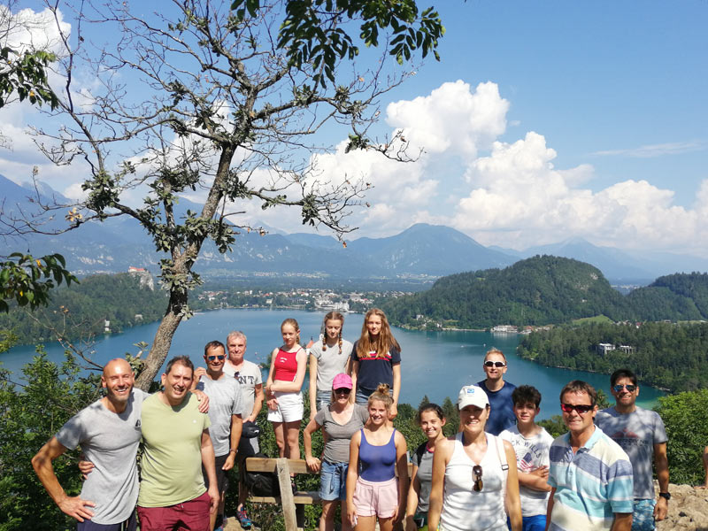 Lake Bled family multi activity holidays
