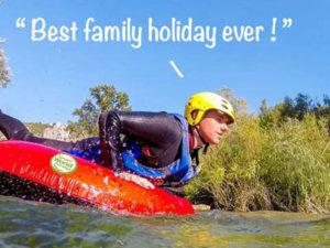 river tubing Croatia tours
