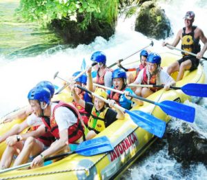 white water rafting tours croatia