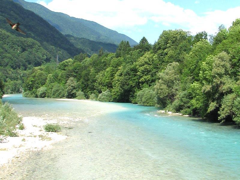 Rivers of Slovenia