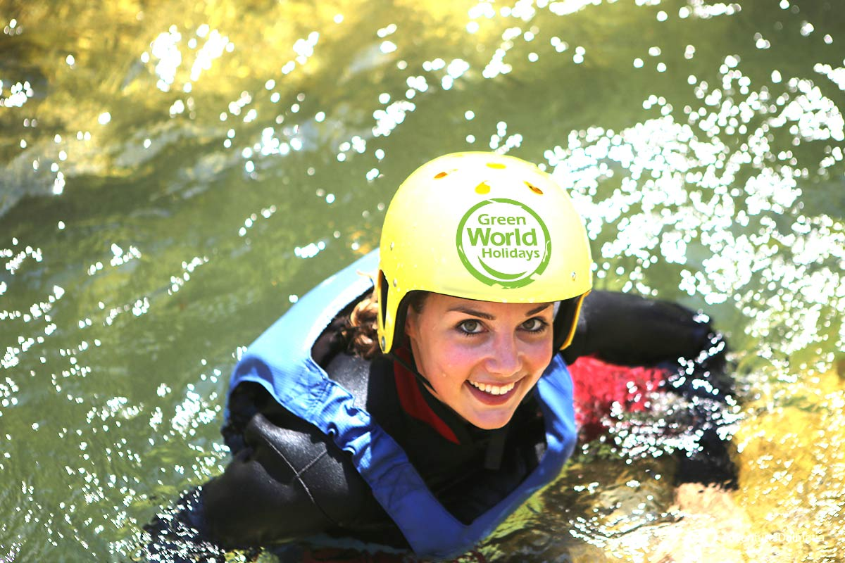 water sports family adventures in Slovenia