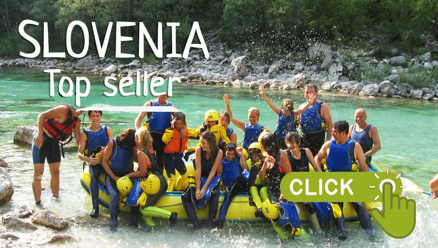 Slovenia family adventure week - Limited places !